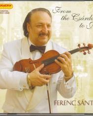 Ifj. Sánta Ferenc és zenekara: From the Csárdás to the Jazz