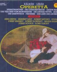 Kálmán-Lehár Operettrészletek