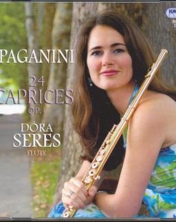 Niccoló Paganini: 24 Caprices op.1