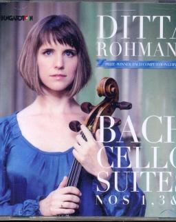 Johann Sebastian Bach: Cello Suites 1,3,5