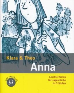 Klara & Theo Lectüre: Anna + Letölthető hanganyag