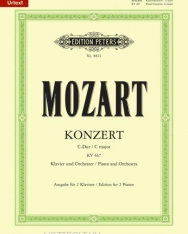 Wolfgang Amadeus Mozart: Concerto for Piano K. 467