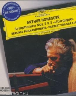 Honegger:Symphonie No. 2, 3./Stravinsky: Concerto für Streichorchester