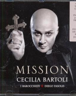 Cecilia Bartoli: Mission - Agostino Stefani opera excerpts (CD)