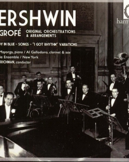 Gershwin by Grofé: Symphonic Jazz (Original Orchestrations & Arrangements)