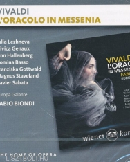 Antonio Vivaldi: L'Oracolo in Messenia - 2 CD
