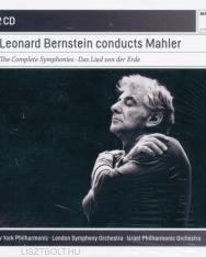 Leonard Bernstein conducts Mahler - 12 CD