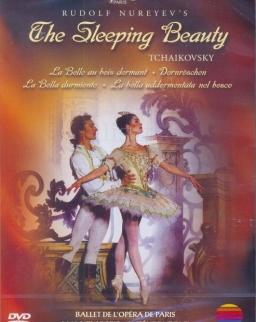 Pyotr Ilyich Tchaikovsky: Sleeping Beauty DVD - Nureyev
