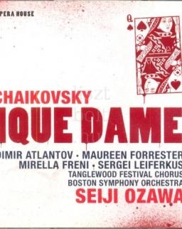 Tchaikovsky: Pique Dame - 3 CD