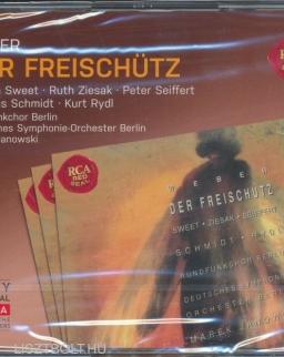 Carl Maria von Weber: Der Freischütz - 2 CD