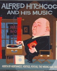 Alfred Hitchcock and his music (Hitchcock filmzenék) - 2 CD