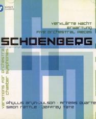 Arnold Schoenberg: Verklärte Nacht, Chamber Symphony op. 9, op. 38, Five Orchestral Pieces op. 16 - 2 CD