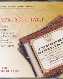 Giuseppe Verdi: I Vespri Siciliani - 3 CD