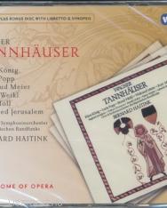 Richard Wagner: Tannhäuser - 3 CD (Dresden version)