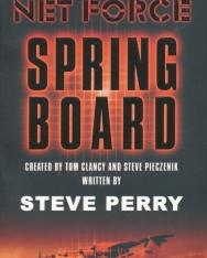 Tom Clancy: Springboard - NetForce Universe Volume 9