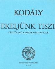 Kodály Zoltán: Énekeljünk tisztán!