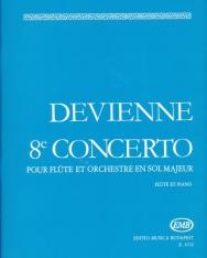 Devienne: Concerto No. 8 - fuvola