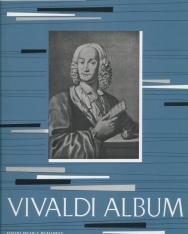 Antonio Vivaldi: Album hegedűre