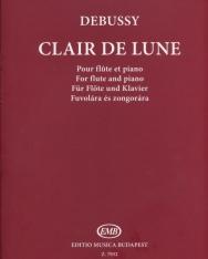 Debussy: Claire de lune (fuvola)