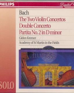 Johann Sebastian Bach: Violin concertos, Double concerto