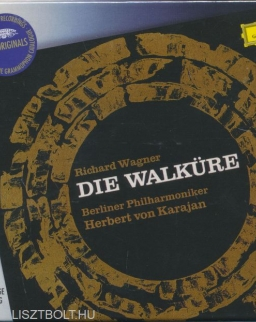 Richard Wagner: Die Walküre - 4 CD ( + libretto)
