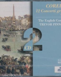 Arcangelo Corelli: Concerti grossi op. 6  - 2 CD
