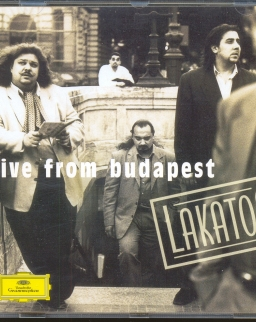 Roby Lakatos and his Ensemble: Live from Budapest