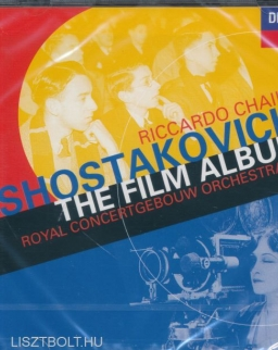 Dmitri Shostakovich: The Film album