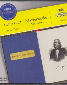 Liszt Ferenc: Works for Piano