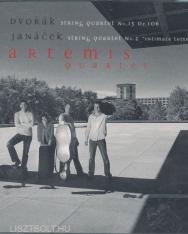 Antonin Dvorák, Leos Janacek: String Quartets
