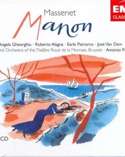 Jules Massenet: Manon - 3 CD