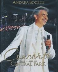 Andrea Bocelli: Concerto - One Night in Central Park - DVD