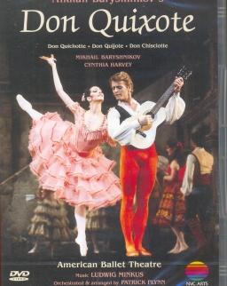 Don Quihote - Baryshnikov DVD
