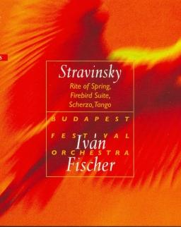 Igor Stravinsky: Rite of Spring, Firebird Suite SACD