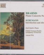 Johannes Brahms: Piano concerto 1., Robert Schumann: Introduction