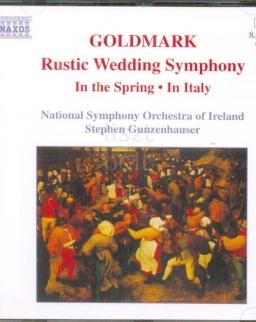 Goldmark: Orchestral Works - Im Frühling Overture, In Italien Overture, Rustic Wedding Symphony