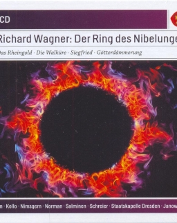 Richard Wagner: Der Ring des Nibelungen - 14 CD