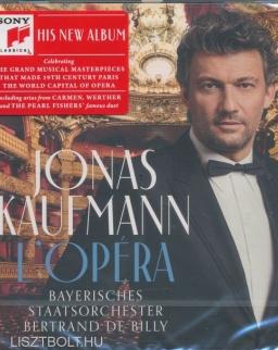 Jonas Kaufmann: L'Opéra