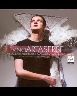 Leonardo Vinci: Artaserse - 3 CD
