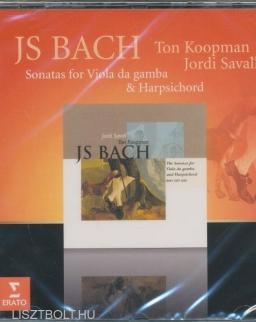 Johann Sebastian Bach: Sonatas for Viola da gamba