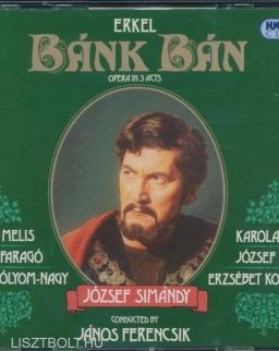Erkel Ferenc: Bánk bán - 2 CD