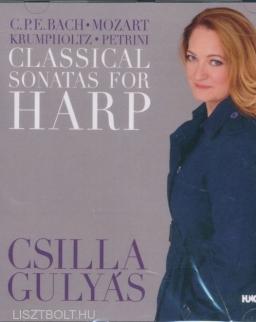 Gulyás Csilla: Classical Sonatas for Harp