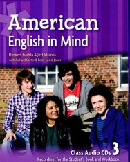 American English in Mind 3 Class Audio CDs (3) (Student's Book and Workbook)