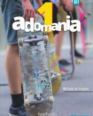 Adomania 1 - Livre de l'éleve + DVD-ROM