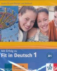 Mit Erfolg zu Fit in Deutsch 1. Audio-CD