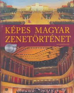 Képes Magyar Zenetörténet 2 CD melléklettel