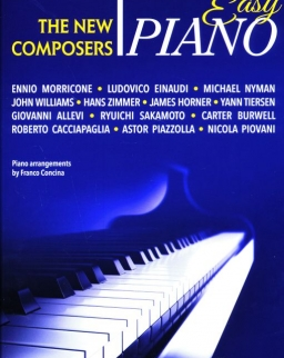 The New Composers - easy piano