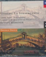 Antonio Vivaldi: La Stravaganza - 12 Concerti - op. 4 - 2 CD