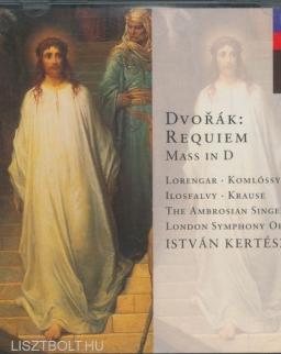 Dvorák: Requiem, Mass in D - 2 CD