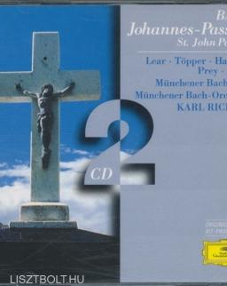 Johann Sebastian Bach: Johannes-Passion 2 CD